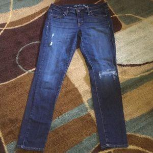Denim - American Eagle jegging stretch jeans